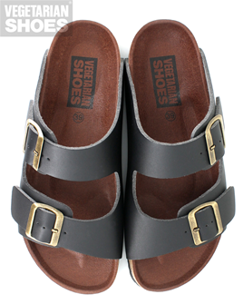 Beta Sandal (Black)