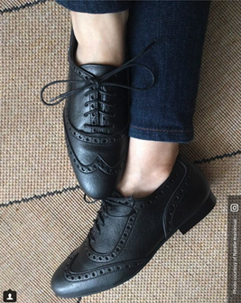 Beatrix Shoe (Black)