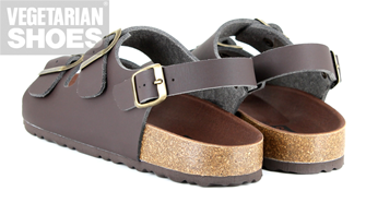 Gamma Sandal (Brown)
