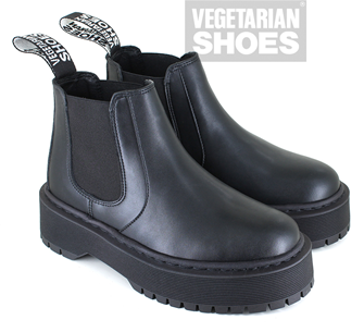 Zoey Mega Boot (Black)
