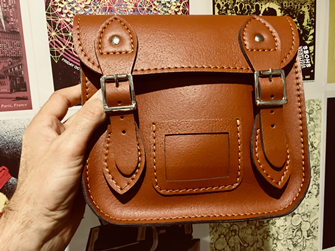 Mini Satchel (Tan)