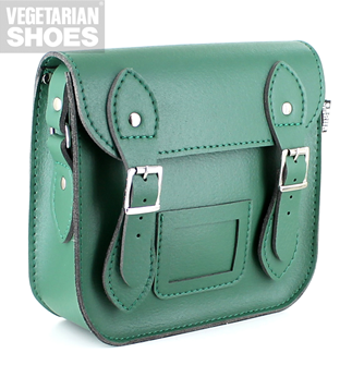 Mini Satchel (Green)