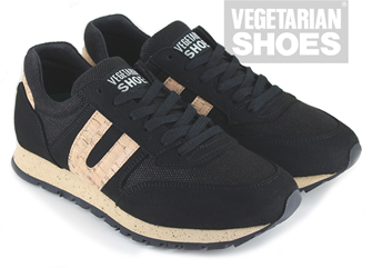 Vegan Runner Hemp/Cork