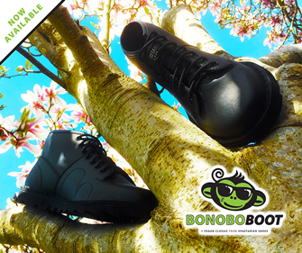 Bonobo Boot (Black)