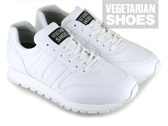 Vegan Runner (White)