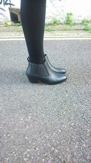 Freya Boot (Black)