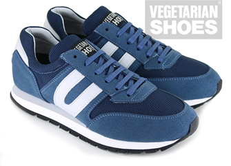 Vegan Runner (Navy)