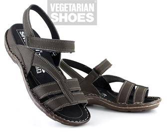 Regina Sandal (Brown)