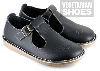 T Brogue (Black)