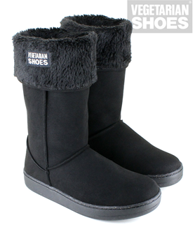 Highly Snug Boot (Black)