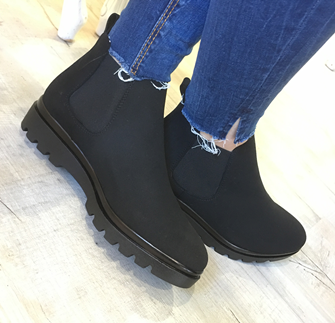 Madison Boot (Black)