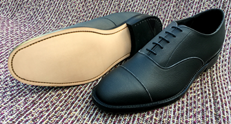 Cambridge Shoe (Black)