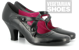 Josie Shoe (Black)