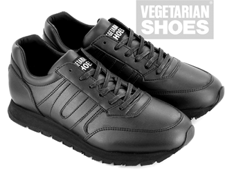 Vegan Runner (All Black)