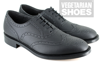 Westminster Brogue (Black)