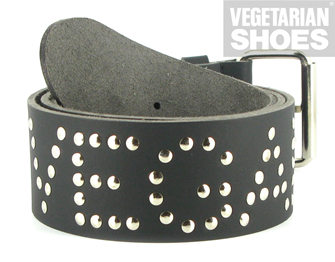 Vegan Belt (Black)