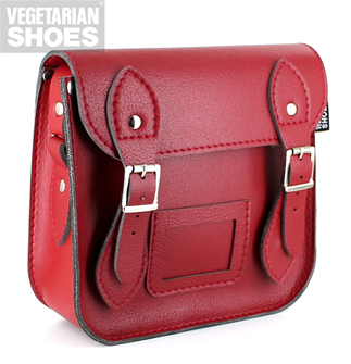 Mini Satchel (Red)