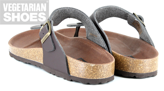 Patmos Sandal (Brown)