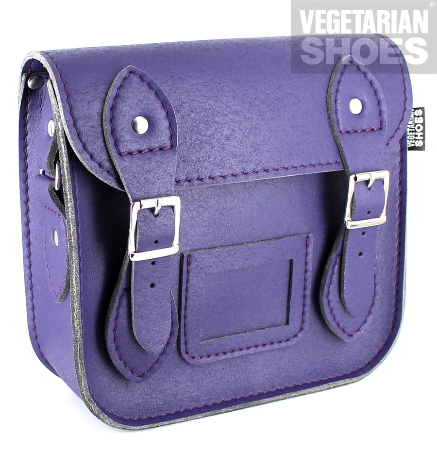 Mini Satchel (Purple)
