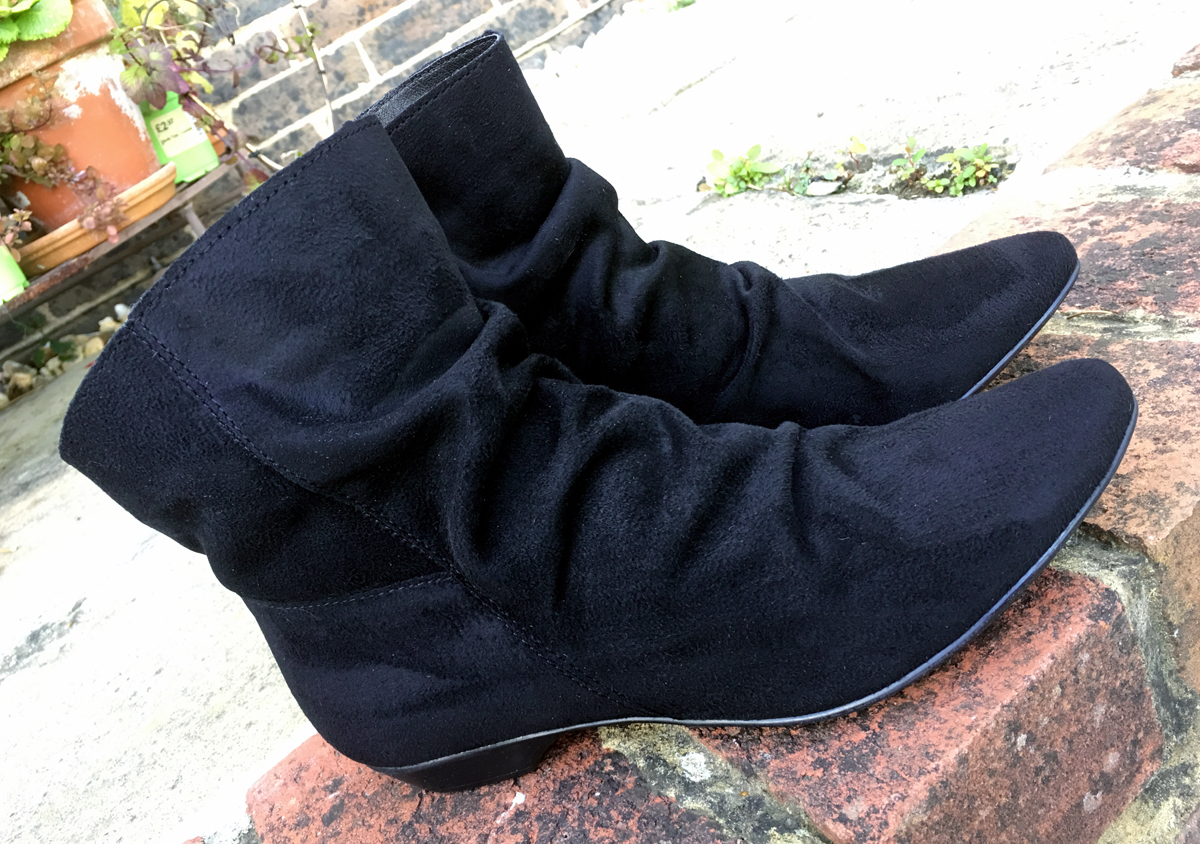 Pixie Boot Black Womens Boots