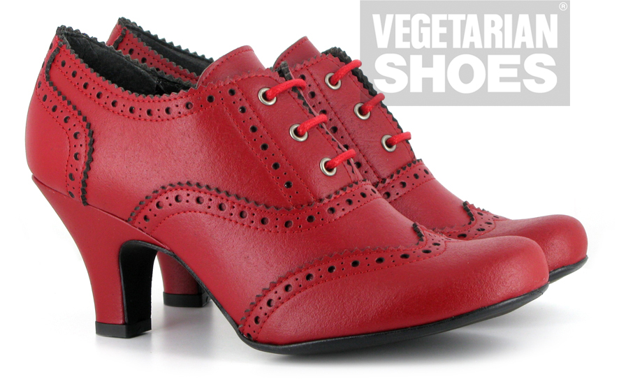 Ashley Shoe (Red)
