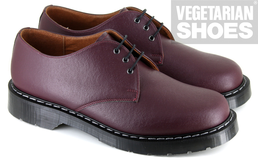 Airseal 3 Eye Shoe (Burgundy)