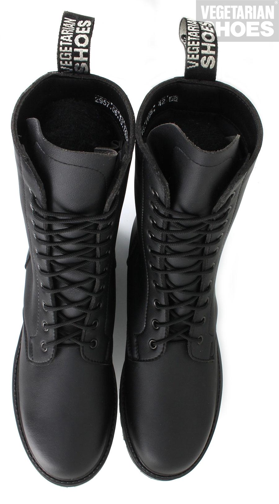 Combat Boot Black - Unisex
