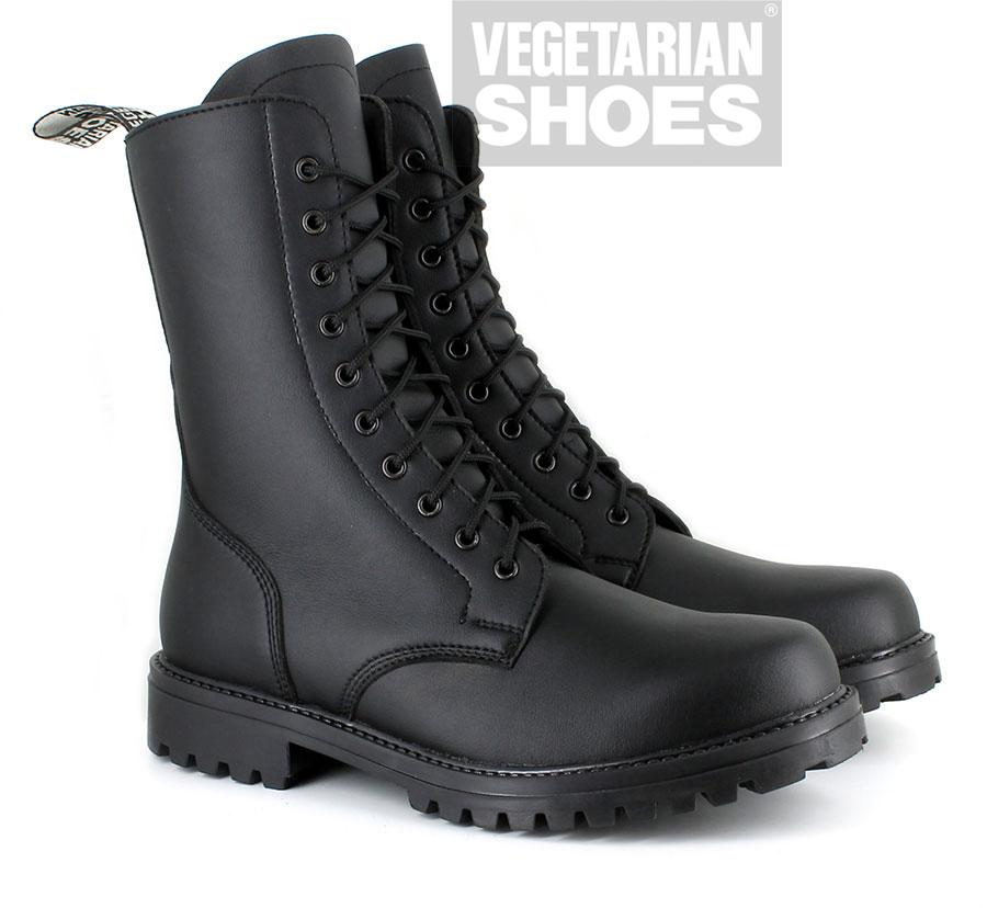Combat Boot Black Unisex