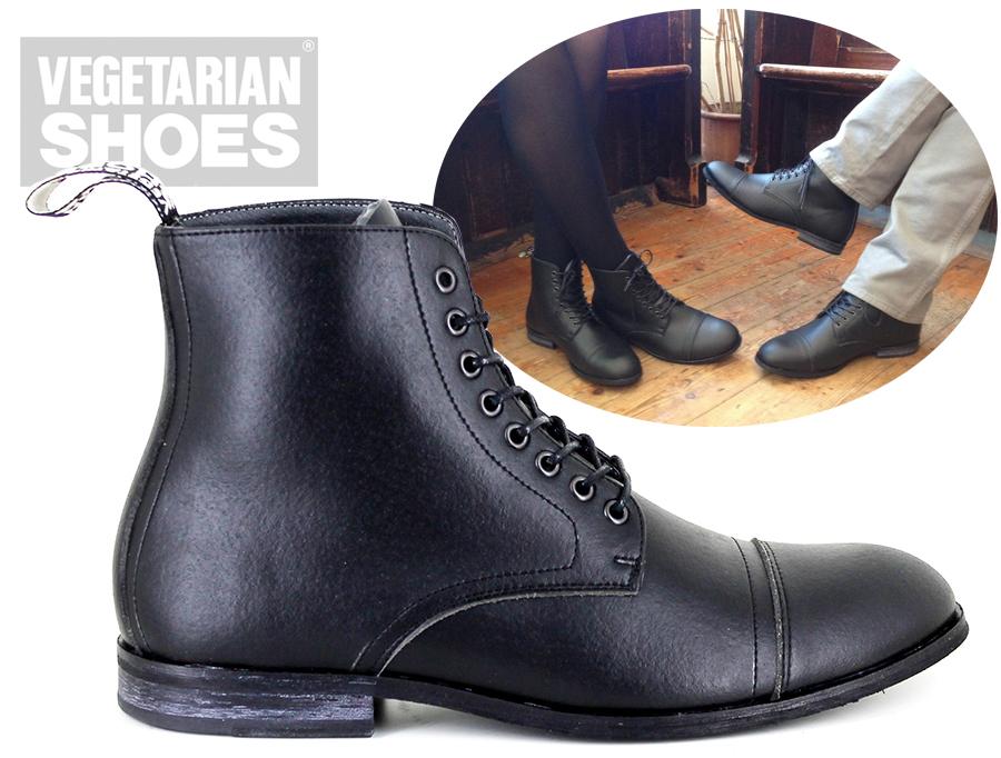 Aubrey Boot Black Mens Boots