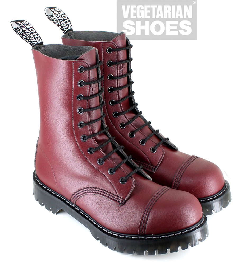 Airseal 10 Eye Boot (Cherry Red)