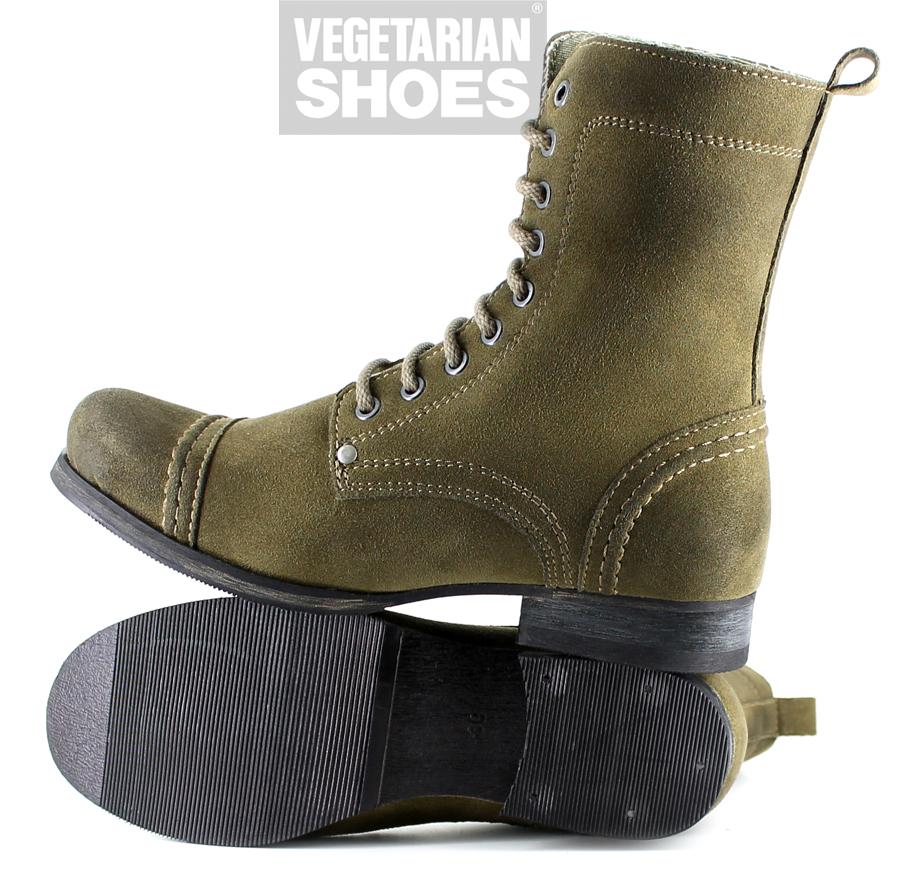 vegan frye boots