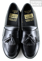 Airseal Tassel Loafer (Black)