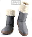Highly Snugge Boot (Grey)
