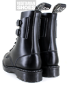 Airseal Twin Buckle Boot Plain (Black)