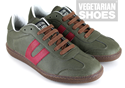 Cheatah (Olive/Red)
