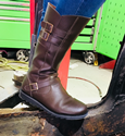 Double Action Boot (Brown)