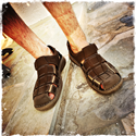 Redwood Sandal (Brown)