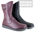 Action Boot Low (Burgundy)