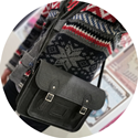 Satchel Pineapple (Black)