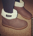 Snug Boot (Brown)