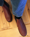 Airseal Chelsea Boot (Cherry Red)