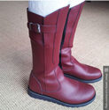 Action Boot 3 (Cherry Red)
