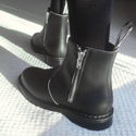 Airseal Chelsea Zip Boot (Black)