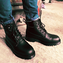 Euro Safety Boot (Black)