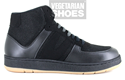 Veg Supreme Hemp Hi Top<br>(Black)