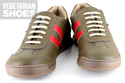 X Trainer (Olive/Red)