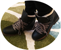 Caribou Boot (Black)
