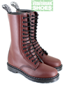 Airseal 14 Eye Boot Non Steel Toe (Cherry)
