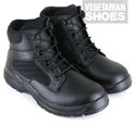 Vegan Airport Boot (Black)