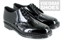 Airseal 3 Eye Shoe <BR>Patent (Black)